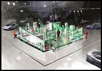 Ruben Sarkissian's Events / Displays showcase art