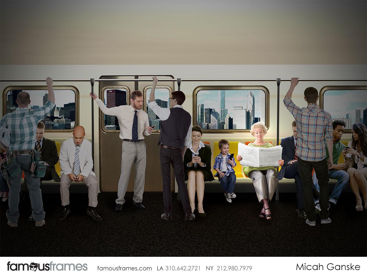 Micah Ganske\'s storyboard art   Photo Frames