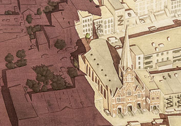 Micah Ganske's Environments storyboard art