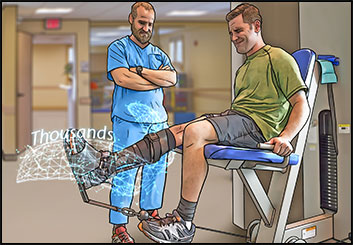 Micah Ganske's Pharma / Medical storyboard art