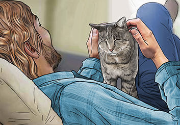 Micah Ganske's Wildlife / Animals storyboard art