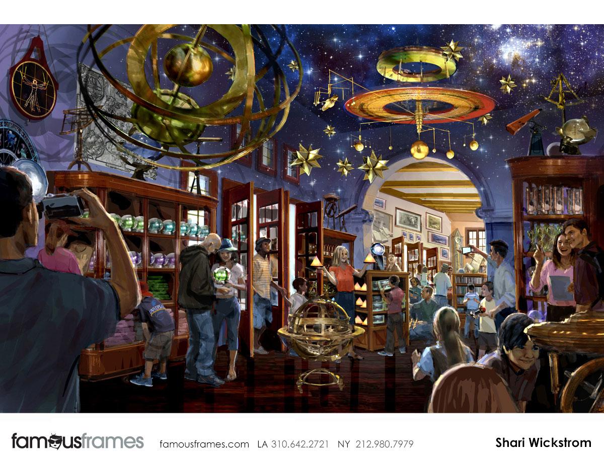Shari Wickstrom's Conceptual Elements storyboard art (Image #125_10_1461283055)