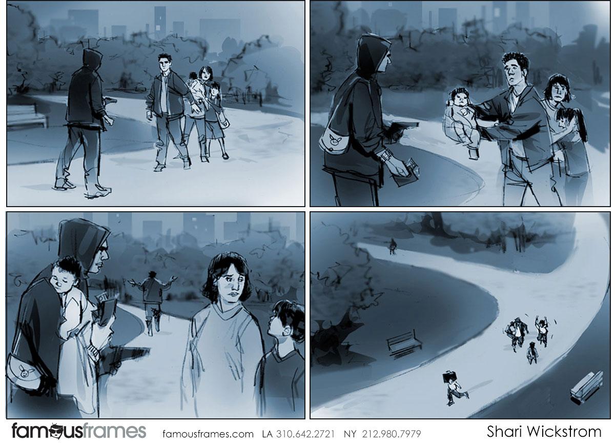 Shari Wickstrom's People - B&W Tone storyboard art (Image #125_113_1384909424)