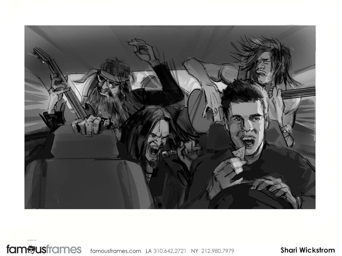 Shari Wickstrom's People - B&W Tone storyboard art (Image #125_113_1384909701)