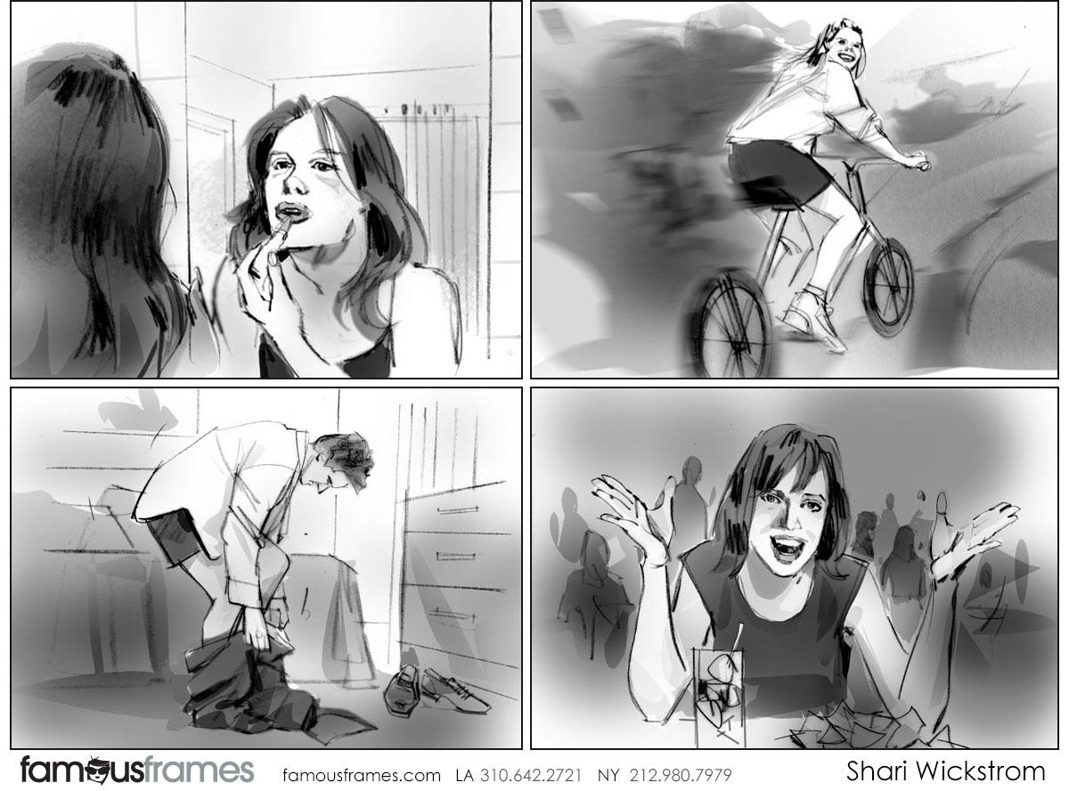 Shari Wickstrom's People - B&W Tone storyboard art (Image #125_113_1387581619)