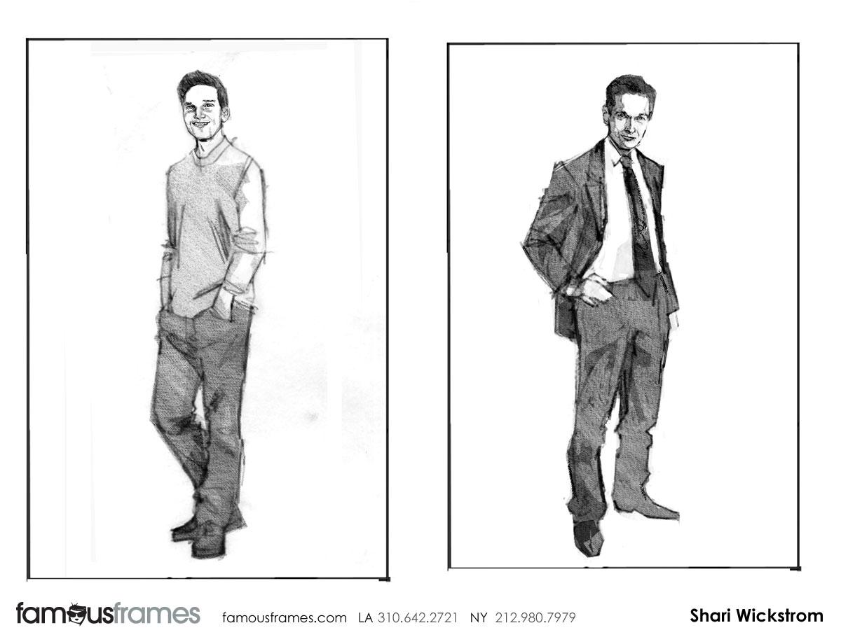 Shari Wickstrom's People - B&W Tone storyboard art (Image #125_113_1436556735)