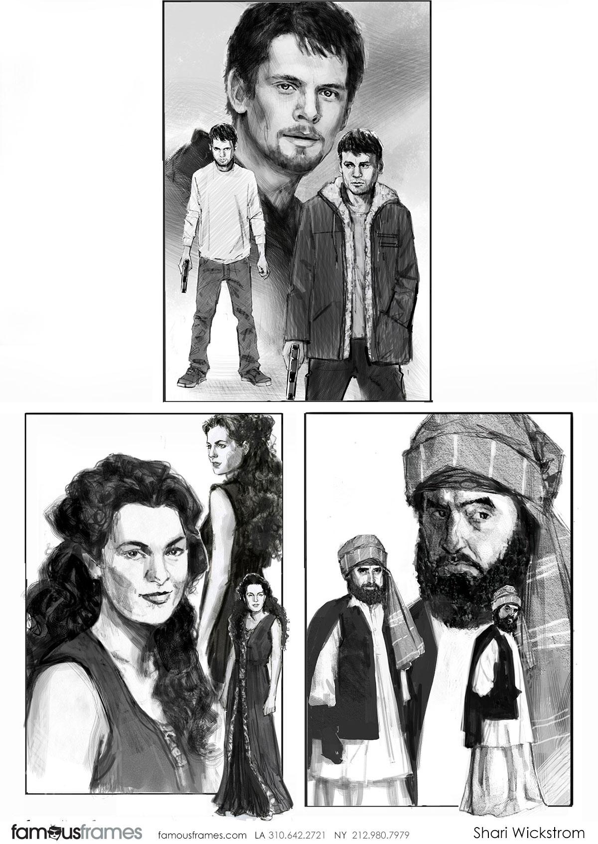 Shari Wickstrom's Film/TV storyboard art (Image #125_14_1444347444)