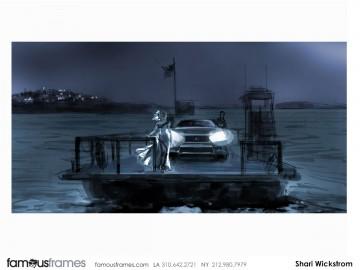 Shari Wickstrom's Beauty / Fashion storyboard art