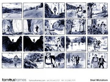 Shari Wickstrom's Shootingboards storyboard art