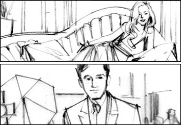 Shari Wickstrom's Shootingboards storyboard art