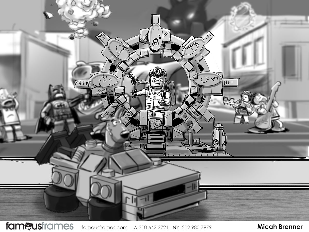 Micah Brenner*'s Characters / Creatures storyboard art (Image #1298_8_1447098202)