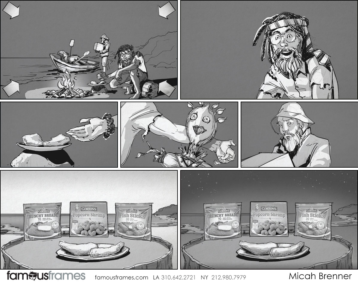 Micah Brenner*'s Characters / Creatures storyboard art (Image #1298_8_1553043540)