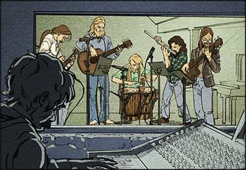 Micah Brenner*'s Key Art / Posters storyboard art