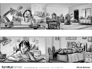 Micah Brenner*'s Shootingboards storyboard art