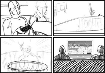 Micah Brenner*'s Shootingboards storyboard art