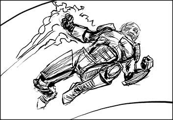 Micah Brenner*'s Video Games storyboard art