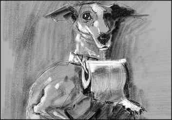 Micah Brenner*'s Wildlife / Animals storyboard art