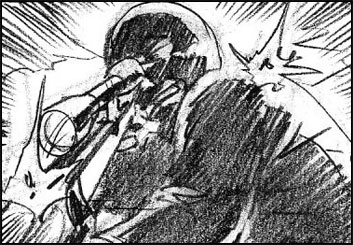 Tim Holtrop's Film/TV storyboard art