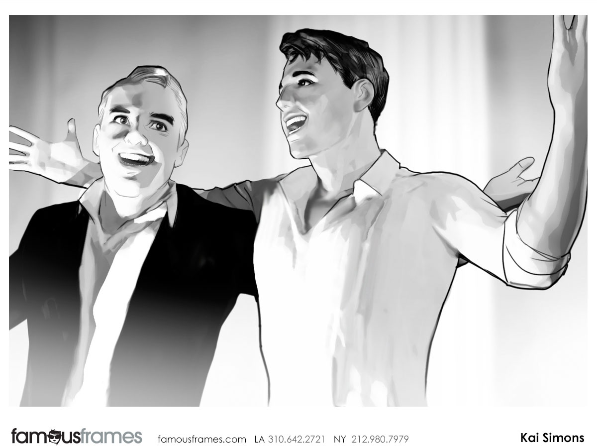 Kai Simons's People - B&W Tone storyboard art (Image #1352_113_1438026586)