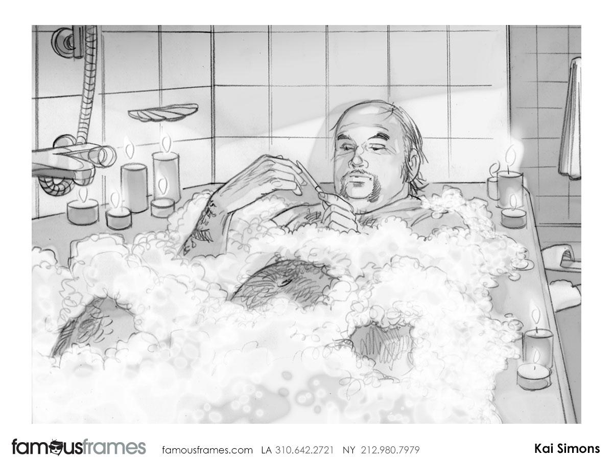 Kai Simons's People - B&W Tone storyboard art (Image #1352_113_1463612916)