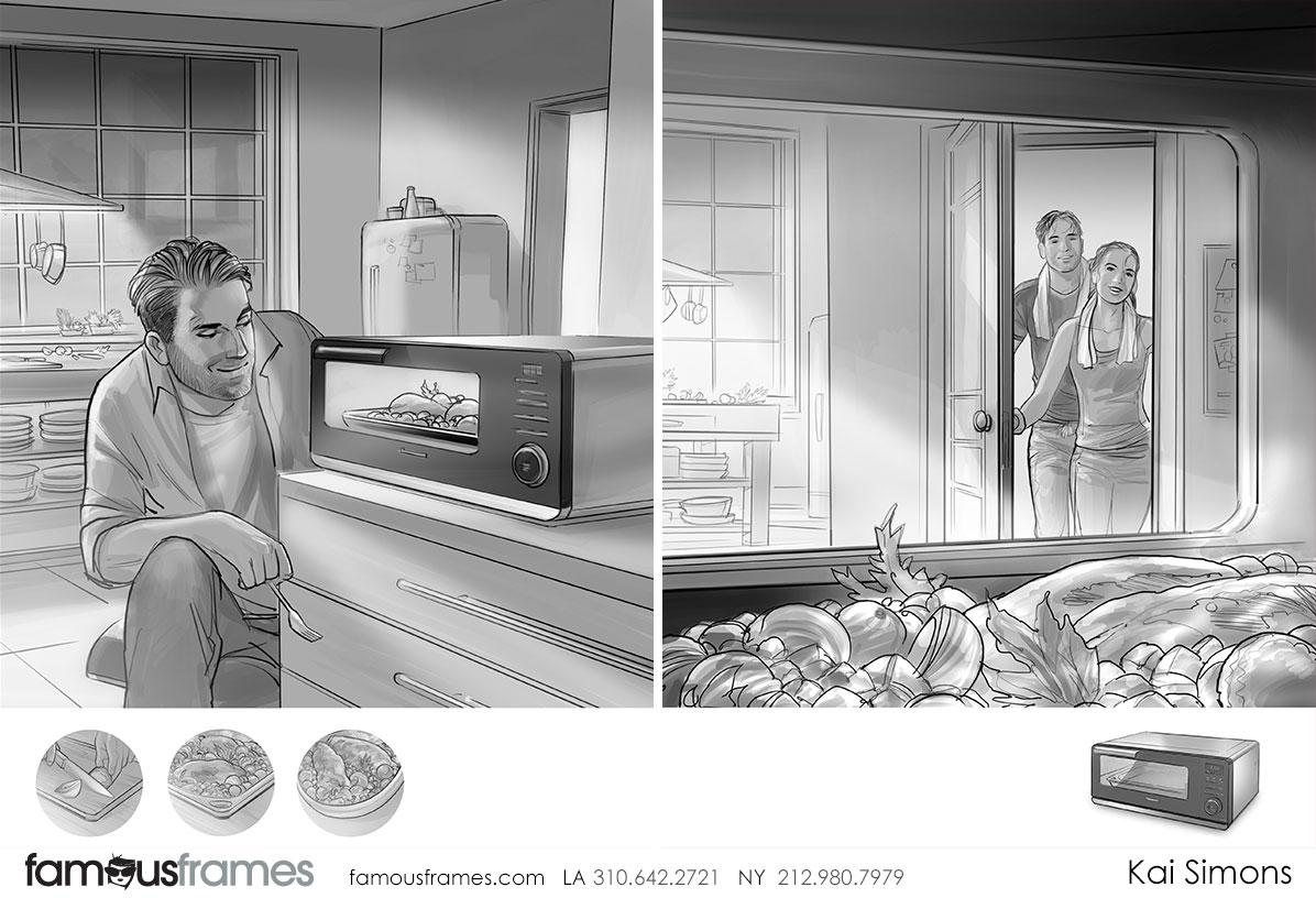 Kai Simons's People - B&W Tone storyboard art (Image #1352_113_1510704998)