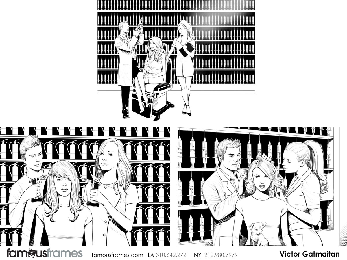 Victor Gatmaitan's People - B&W Line storyboard art (Image #141_114_1398279341)
