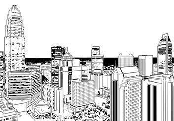 Victor Gatmaitan's Environments storyboard art