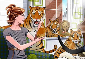 Victor Gatmaitan's Wildlife / Animals storyboard art