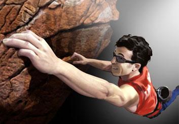 Victor Gatmaitan's Sports storyboard art