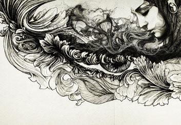 Peter Vu's Illustration storyboard art
