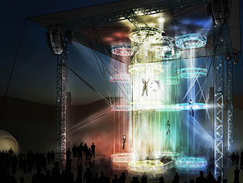 Peter Vu's Events / Displays showcase art