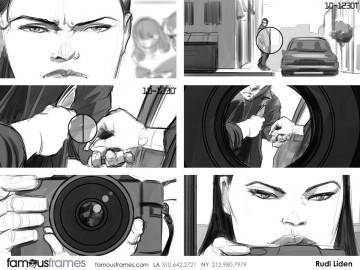 Rudi Liden's Film/TV storyboard art