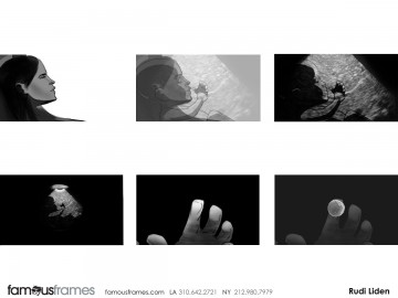 Rudi Liden's Pharma / Medical storyboard art