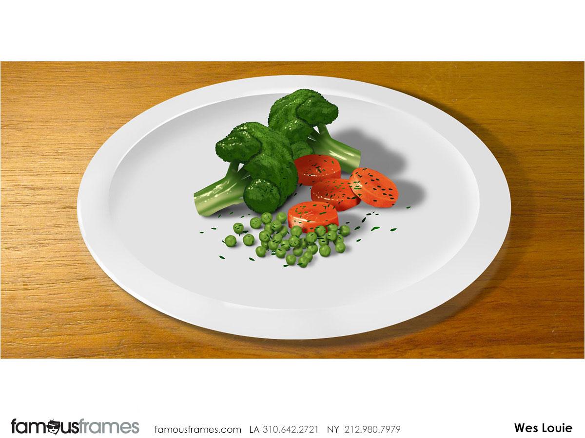 Wes Louie's Food storyboard art (Image #145_13_1343342479)