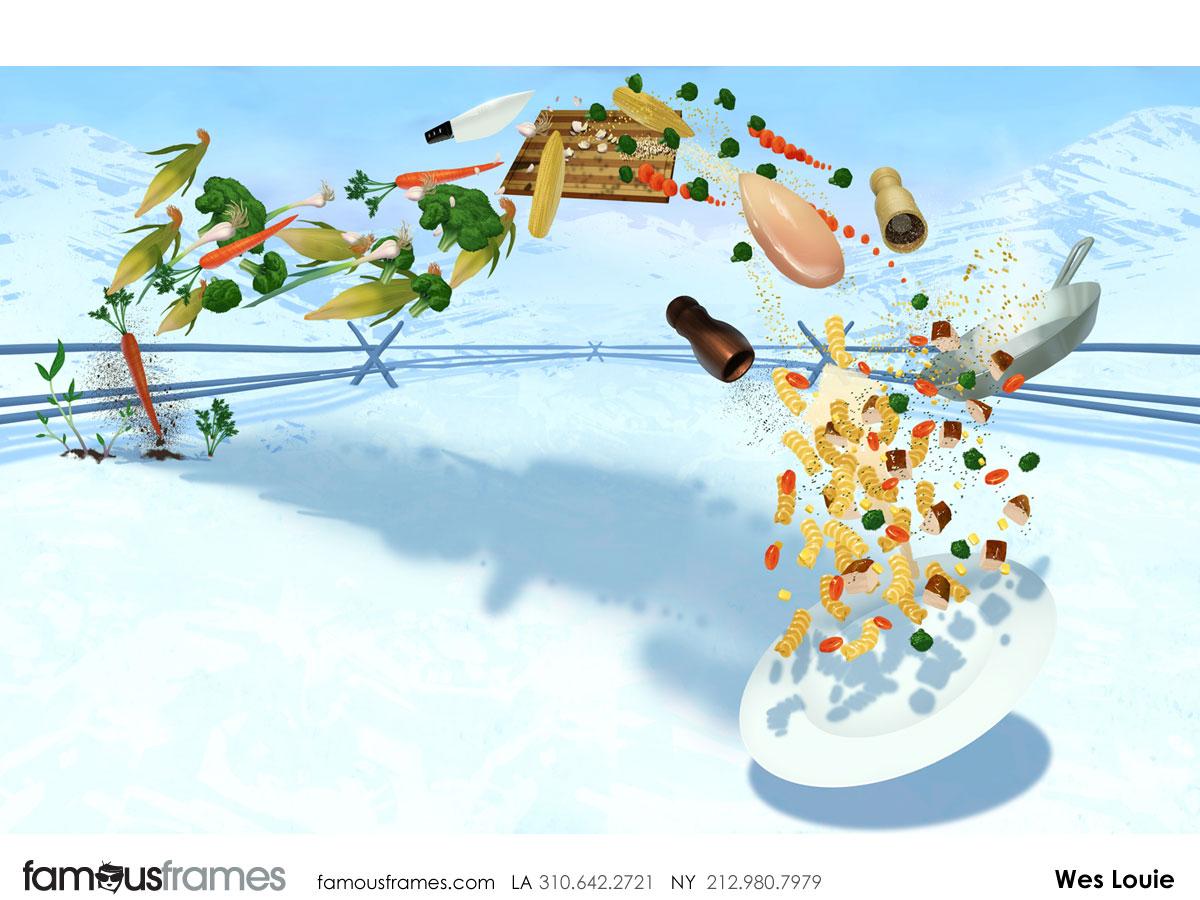 Wes Louie's Food storyboard art (Image #145_13_1346975595)