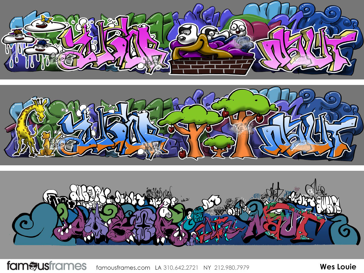 Wes Louie's Graphics storyboard art (Image #145_15_1433523507)