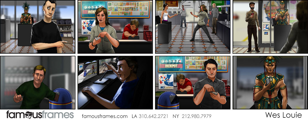 Wes Louie's People - Color  storyboard art (Image #145_19_1547161559)