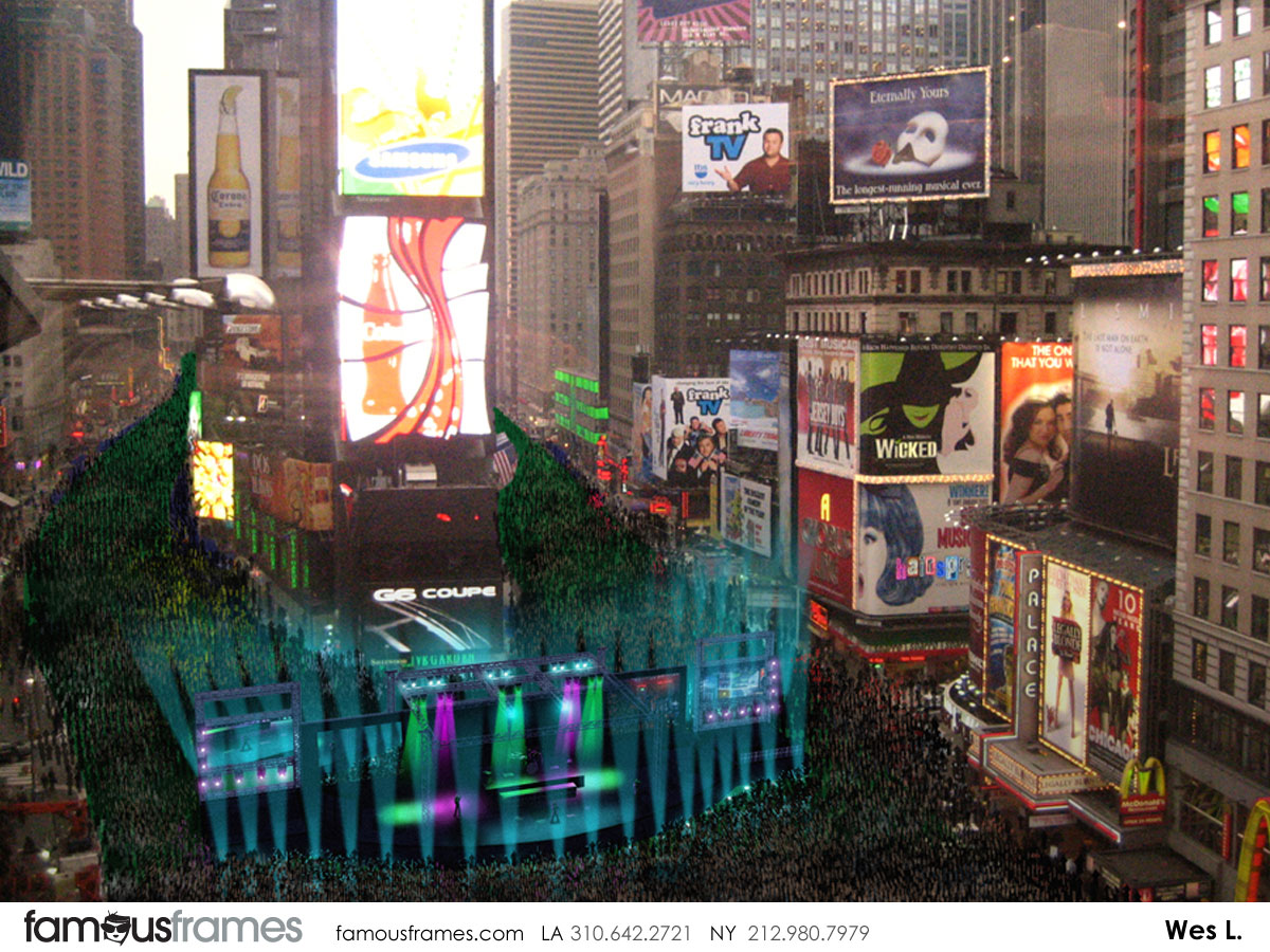 Wes Louie's Events / Displays storyboard art (Image #145_41_1346953428)