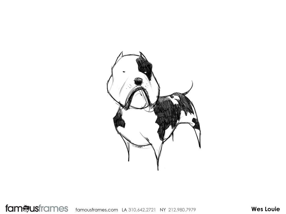 Wes Louie's Wildlife / Animals storyboard art (Image #145_6_1367966946)