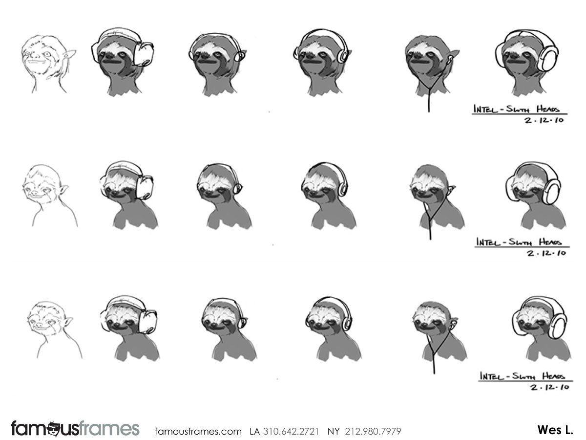 Wes Louie's Characters / Creatures storyboard art (Image #145_8_1327125397)