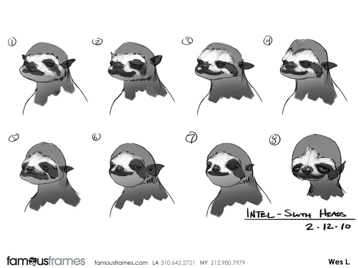 Wes Louie's Characters / Creatures storyboard art (Image #145_8_1327125446)