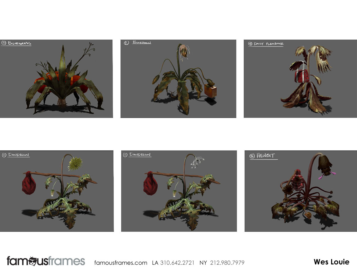 Wes Louie's Characters / Creatures storyboard art (Image #145_8_1344380234)