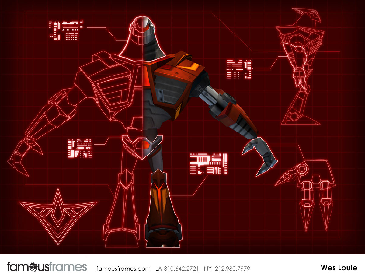 Wes Louie's Characters / Creatures storyboard art (Image #145_8_1418933609)