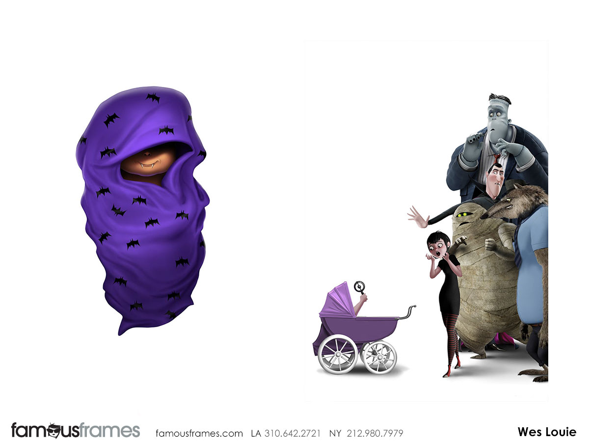 Wes Louie's Characters / Creatures storyboard art (Image #145_8_1433523860)
