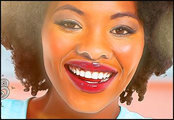 Neil Duerden's People - Color  storyboard art