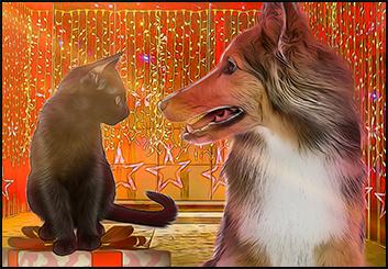 Neil Duerden's Wildlife / Animals storyboard art