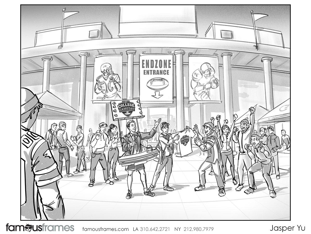 Jasper Yu's People - B&W Tone storyboard art (Image #15574_113_1532133014)