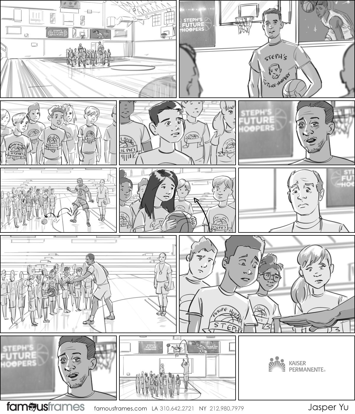 Jasper Yu's People - B&W Tone storyboard art (Image #15574_113_1566521461)