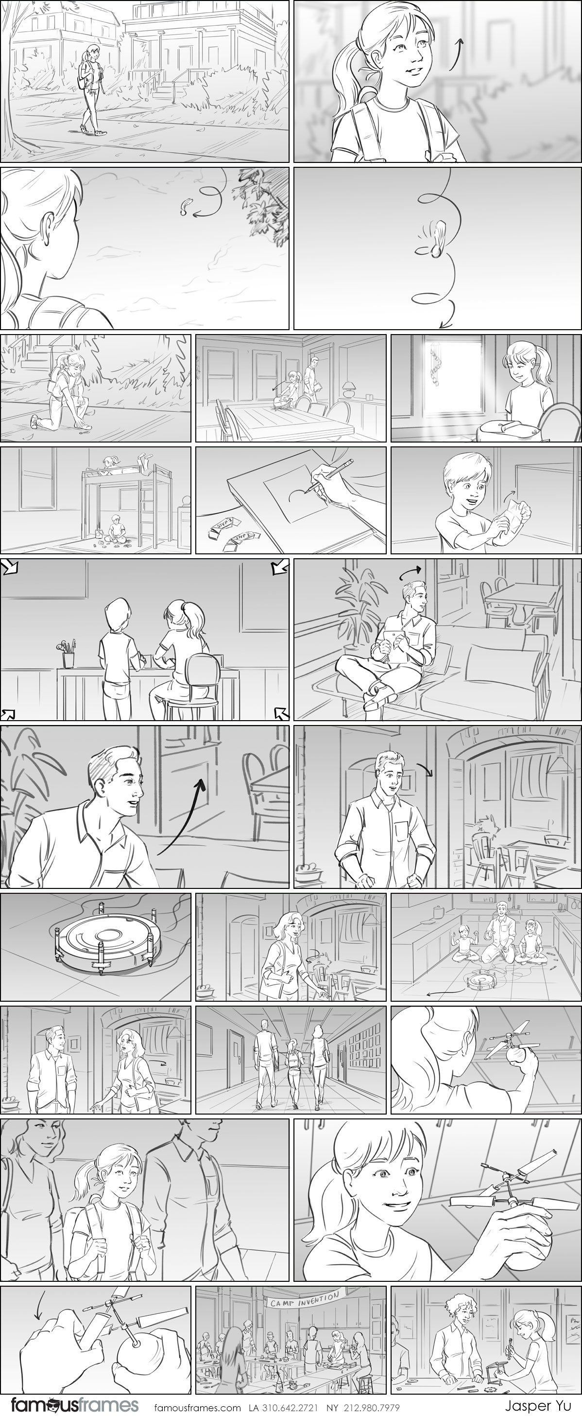 Jasper Yu's People - B&W Tone storyboard art (Image #15574_113_1566600319)