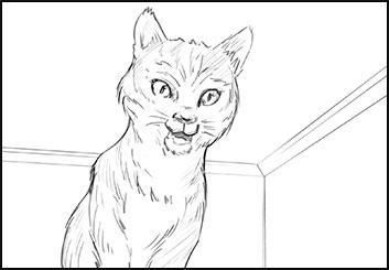 Jasper Yu's Wildlife / Animals storyboard art